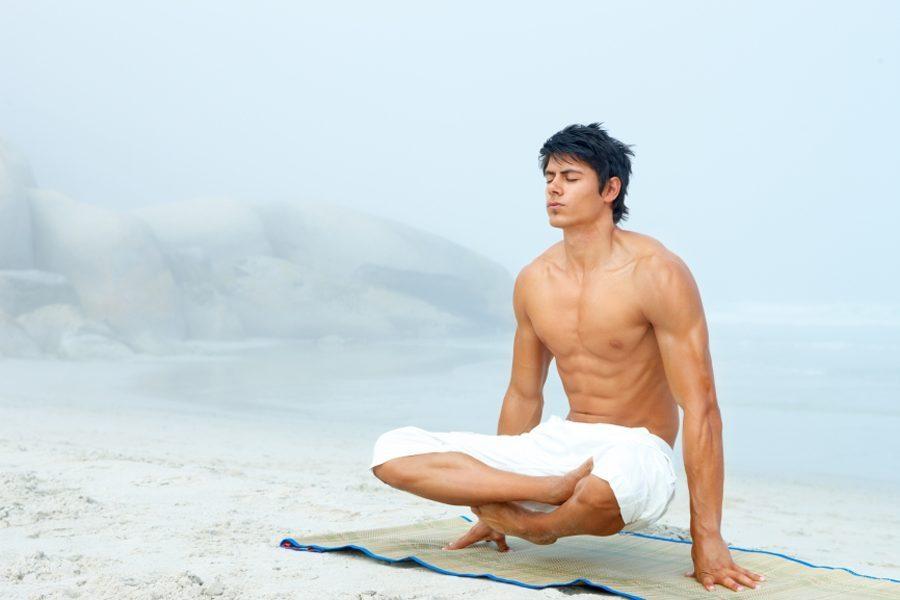 Lớp học Yoga Nam tại Bình Dương- Trung tâm Maha Yoga