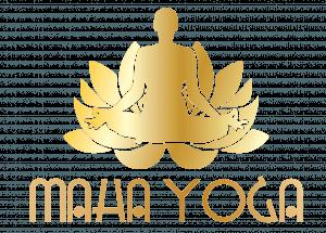 Logo Maha Yoga Bình dương