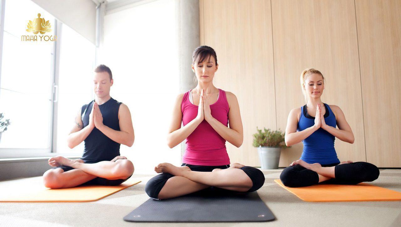 Maha Yoga thiền Bình Dương