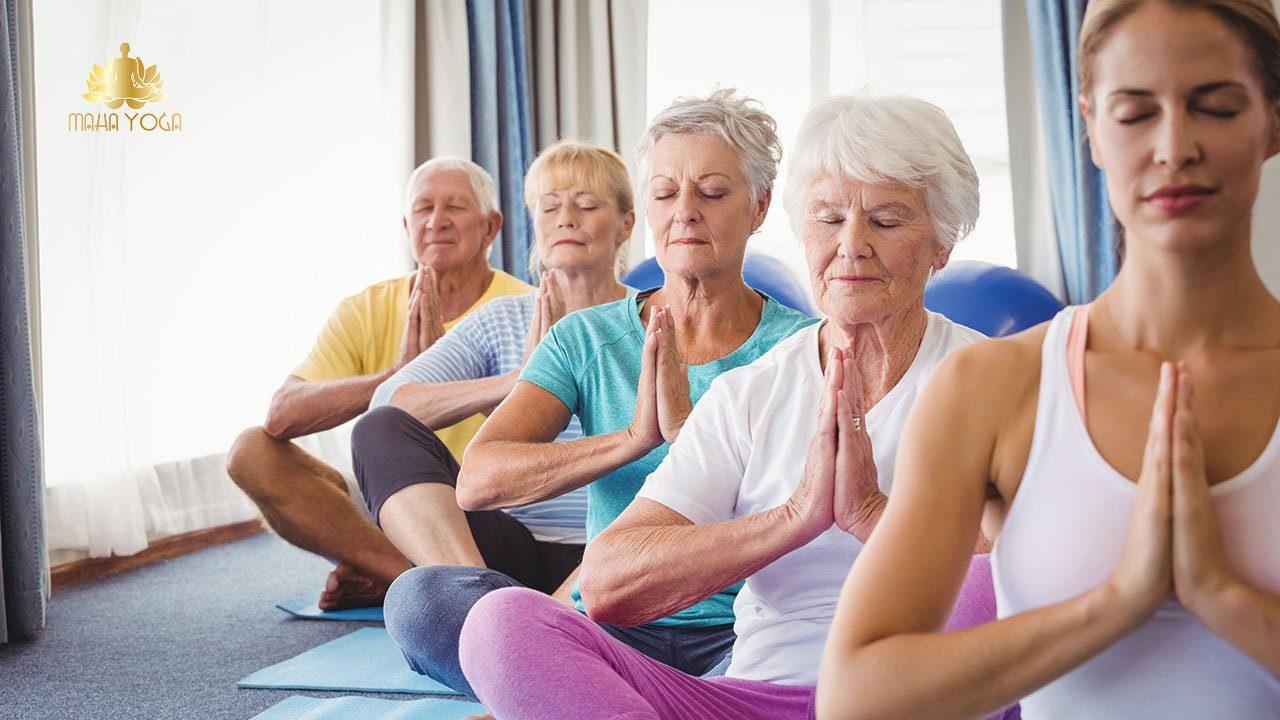 Maha Yoga trị liệu Bình Dương