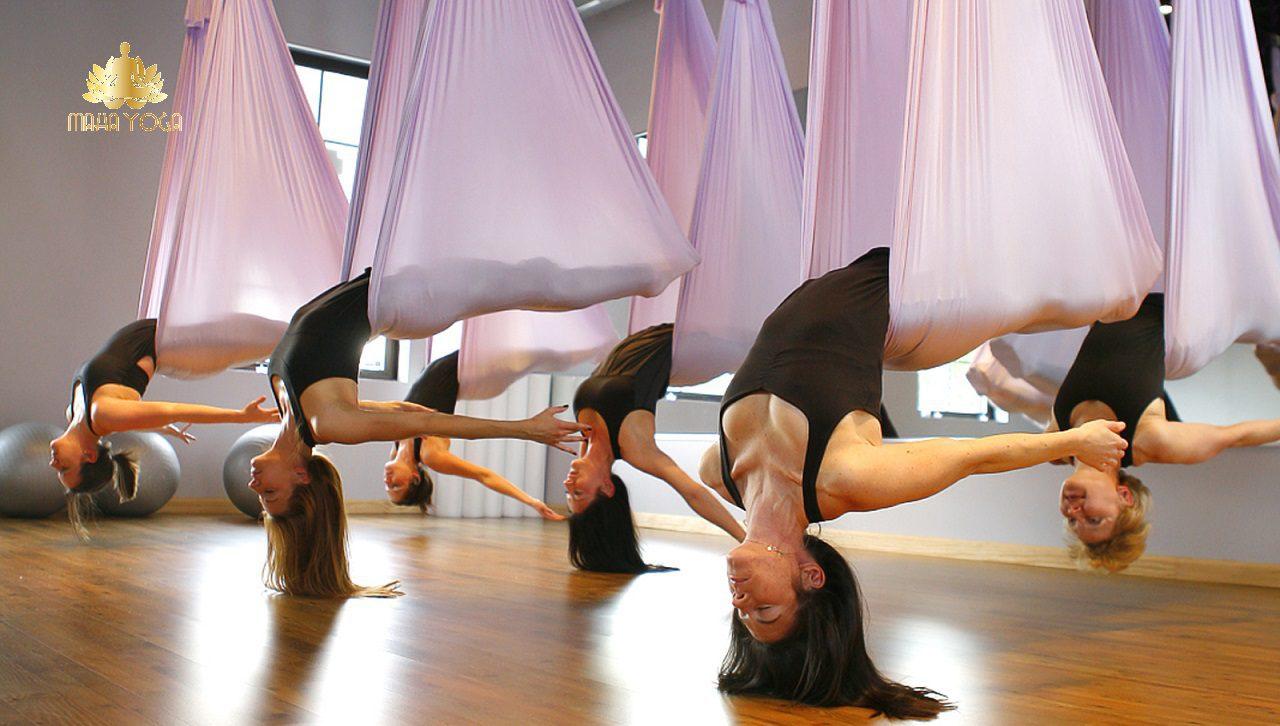 Maha Yoga võng Bình Dương