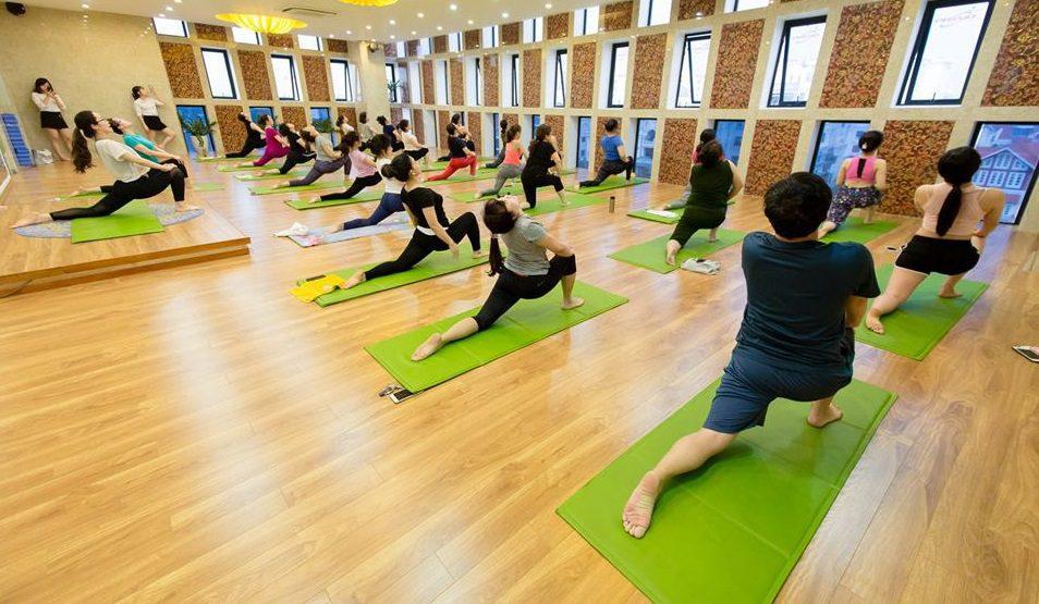 Trung tâm có nhiều loại hình Yoga sẽ có lợi cho người tập được trải nghiệm nhiều phong cách tập Yoga khác nhau