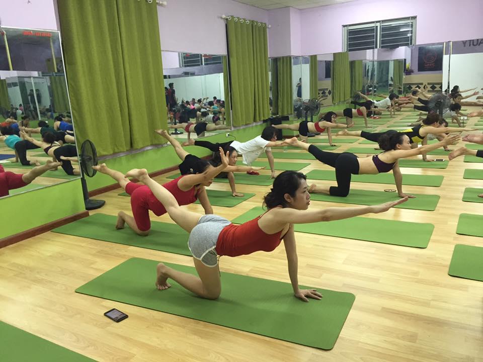 Bạn nên chọn trung tâm dạy tập bộ môn Yoga ở gần công ty hoặc trên đường di chuyển về nhà