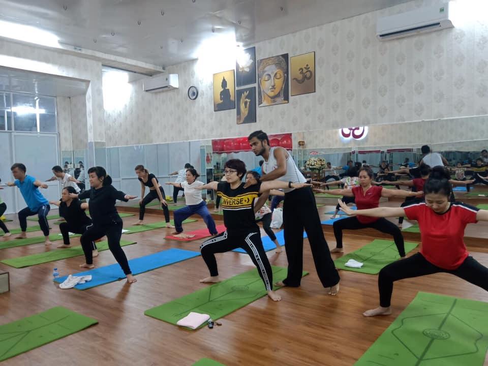 Kinh nghiệm chọn lớp Yoga Bình Dương chất lượng chuẩn quốc tế