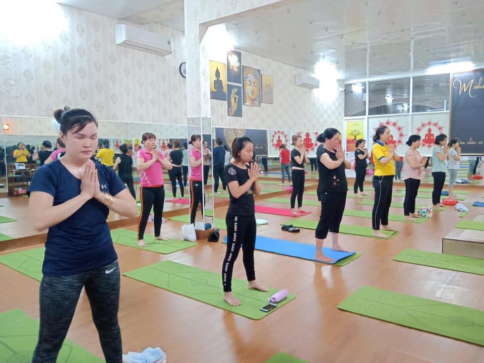 Các bài tập cơ bản dành cho lớp Yoga Bình Dương mới bắt đầu