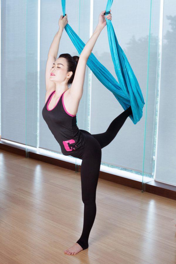 Nếu bạn tập luyện chăm chỉ trong thời gian dài sẽ nhanh chóng mang đến cho bạn một thân hình săn chắc và cân đối
