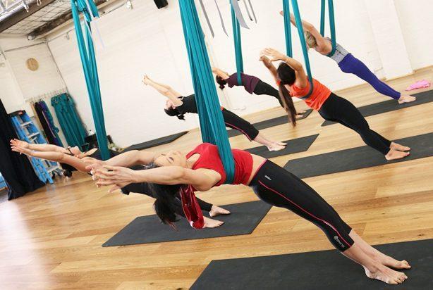 Khi đến với các bài tập Yoga dây đai sẽ khơi gợi được niềm đam mê Yoga trong bạn