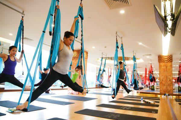 Tại sao nên thực hiện bài tập Yoga với dây?