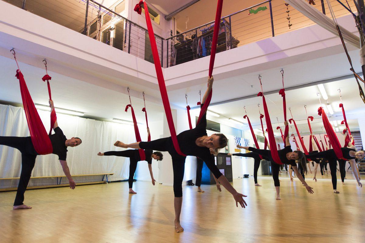 Yoga dây thường dành cho các đối tượng đã từng tập luyện Yoga trong một khoảng thời gian nhất định