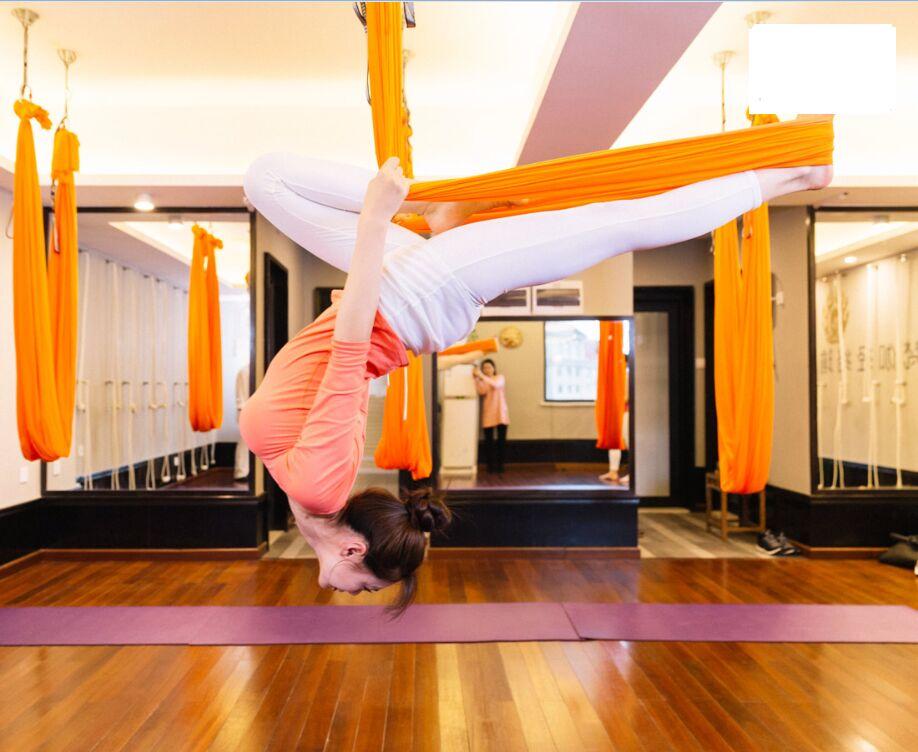 Lợi ích tuyệt vời từ việc học Yoga võng tại Bình Dương