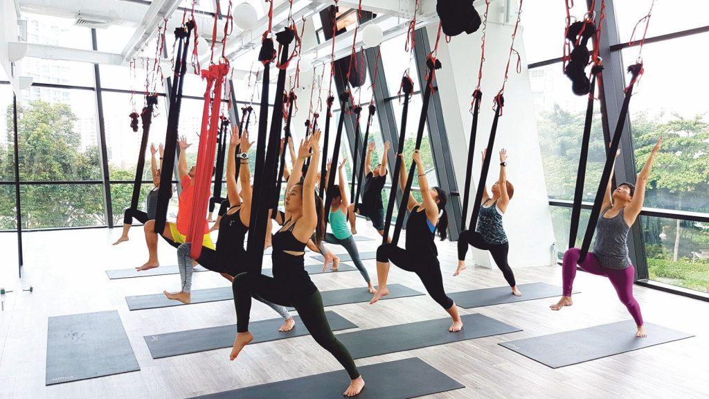 Nguyên tắc vàng để học Yoga võng tại Bình Dương hiệu quả