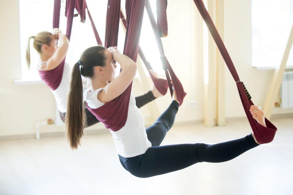 Những câu hỏi khi làm quen với Yoga võng chuyên nghiệp