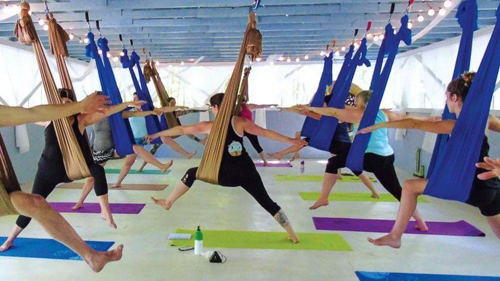 Những điều cần biết về tập Yoga võng