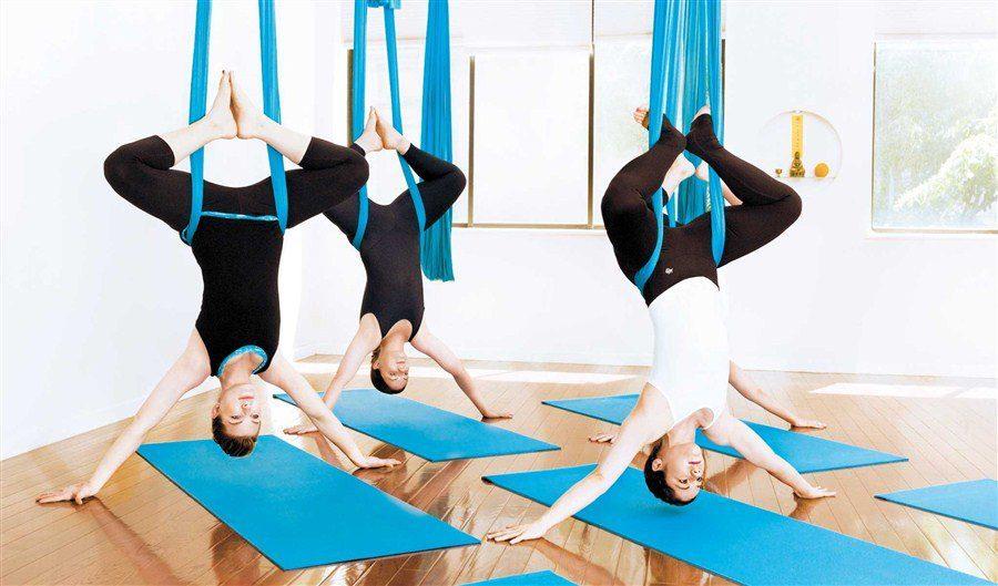 Bạn nên chọn trung tâm rộng rãi, yên tĩnh để vừa rèn luyện cơ thể vừa thư giãn tinh thần
