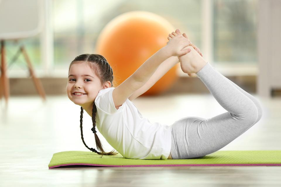Lớp học Yoga Kid Yoga trẻ em Bình Dương- Trung tâm Maha Yoga 2