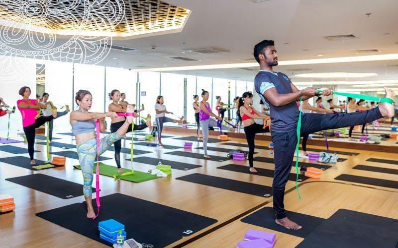 Yoga gạch giúp cho việc tuần hoàn máu tốt hơn