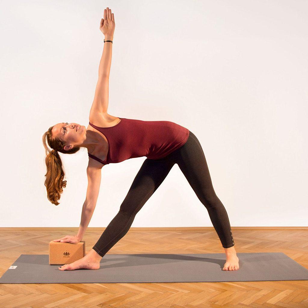 Một số lưu ý khi tập yoga gạch chuyên nghiệp
