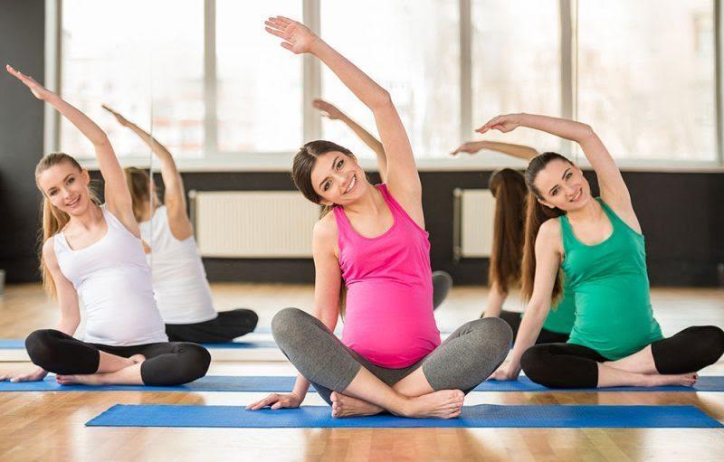 Những tư thế nằm sẽ giúp cho các bà bầu cảm thấy thư giãn, thoải mái