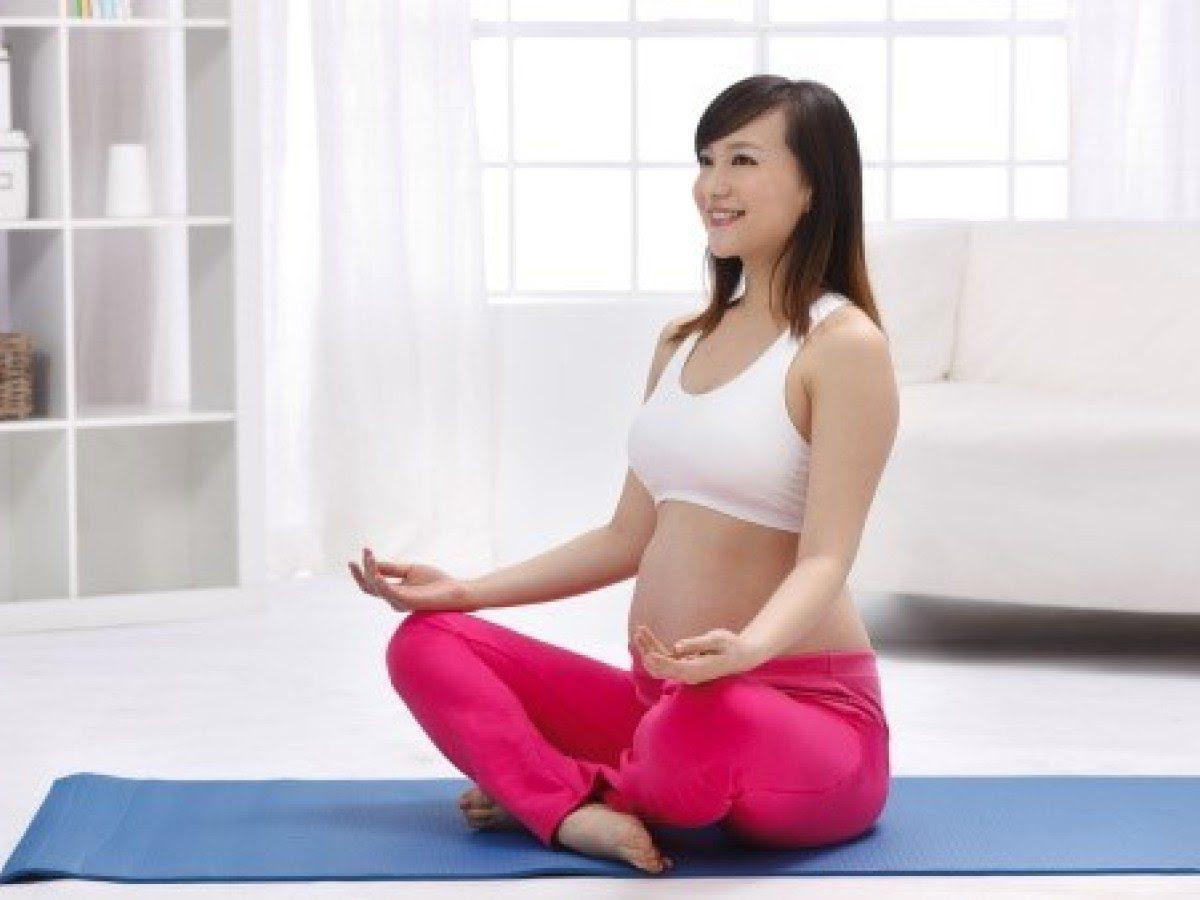 Những bà mẹ luyện tập yoga bầu sẽ có đem lại lợi ích cho mẹ và thai nhi