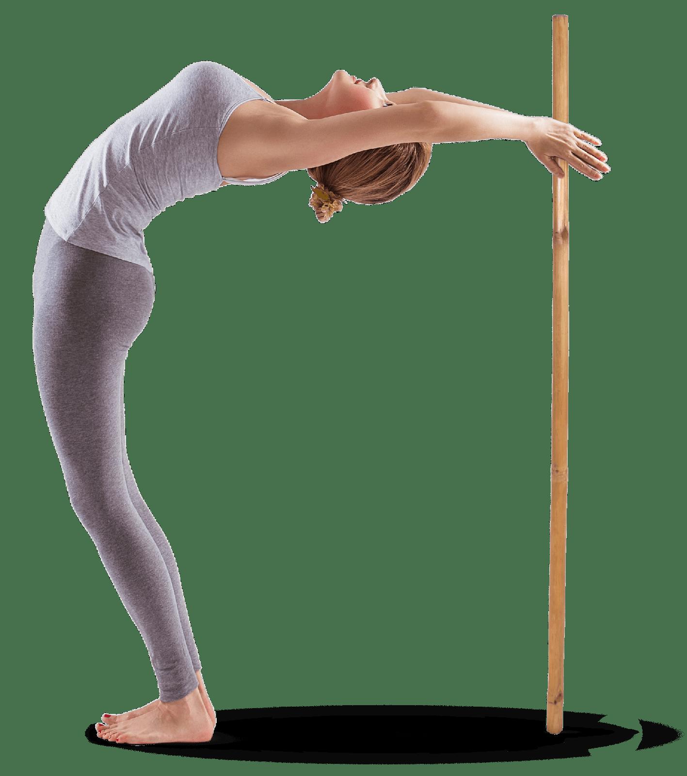 Để luyện tập yoga gậy hiệu quả an toàn, bạn cần chú ý các vấn đề về sức khỏe.