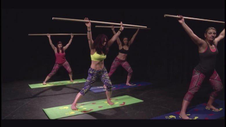 Tập yoga gậy giúp bạn tự tin, yêu đời hơn để vượt qua những khó khăn thử thách mới.