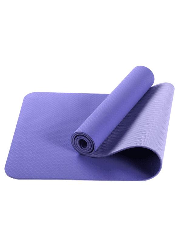Khi bắt đầu học yoga bạn hãy chuẩn bị một tấm thảm