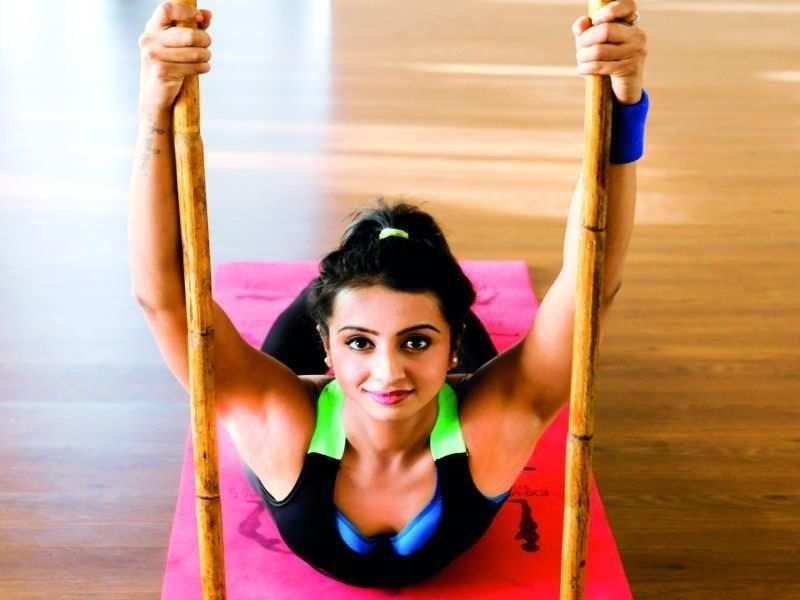 Những người mắc bệnh hoàn toàn có thế tham gia tập yoga gậy bình thường