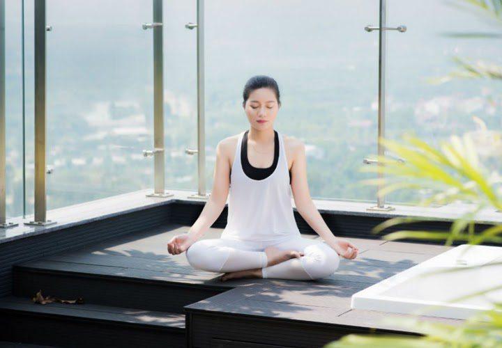 Yoga thiền không chỉ mang lại cho người tập lợi ích về sức khỏe mà còn cả về tinh thần