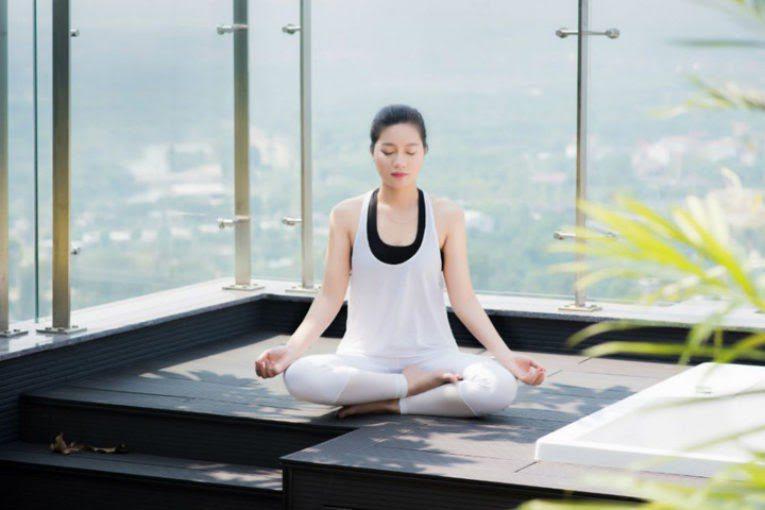 Yoga thiền là phương pháp nuôi dưỡng cho hạnh phúc của tâm hồn.