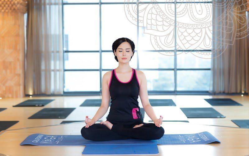 Yoga thiền giúp sức khỏe và tinh thần trở nên tốt hơn rất nhiều.