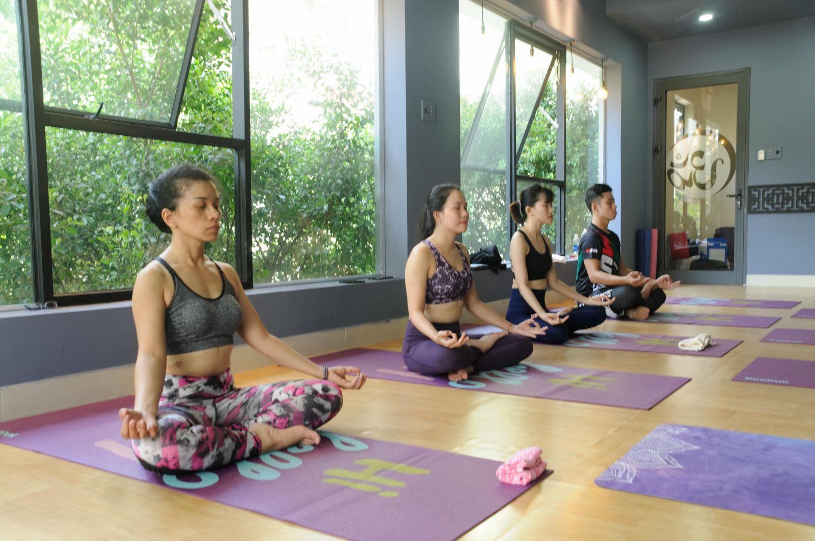 Lựa chọn thời điểm tập yoga thiền là điều rất quan trọng.