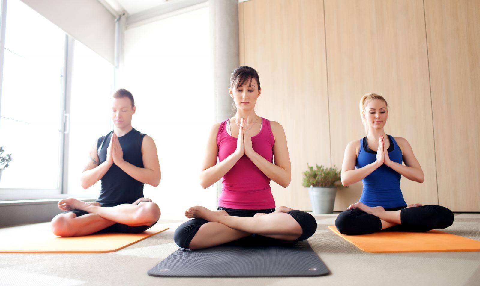Những điều cần biết về yoga thiền uy tín