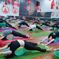 yoga vòng tại Bình Dương uy tín