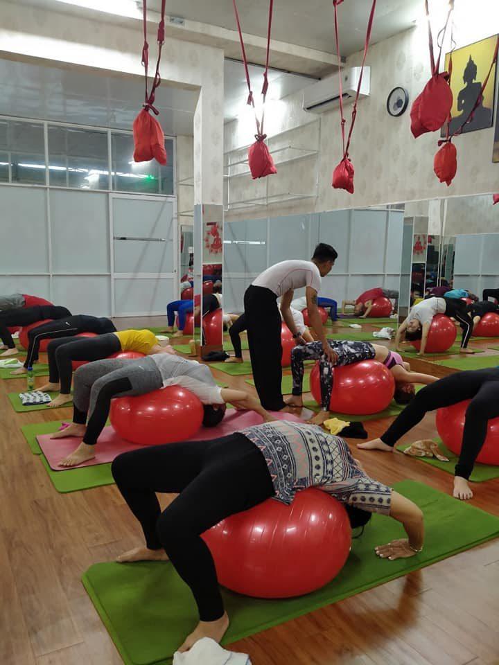 Mahayoga luôn có các lớp yoga trong tuần
