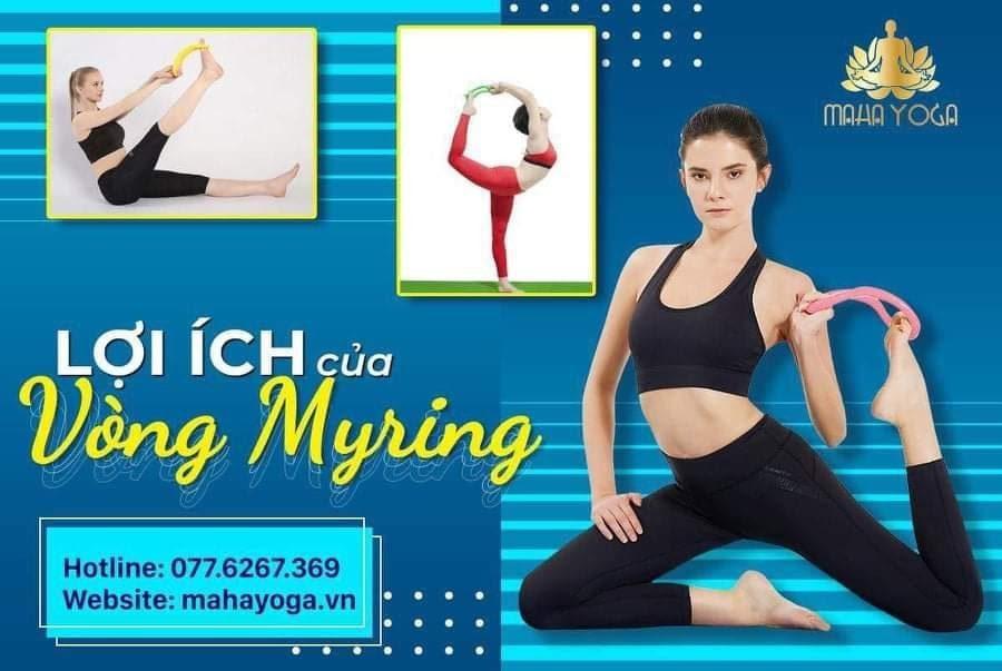 Vào lúc 5h15p, ngày 14/7/2020, trung tâm Mahayoga mở lớp Myring Yoga
