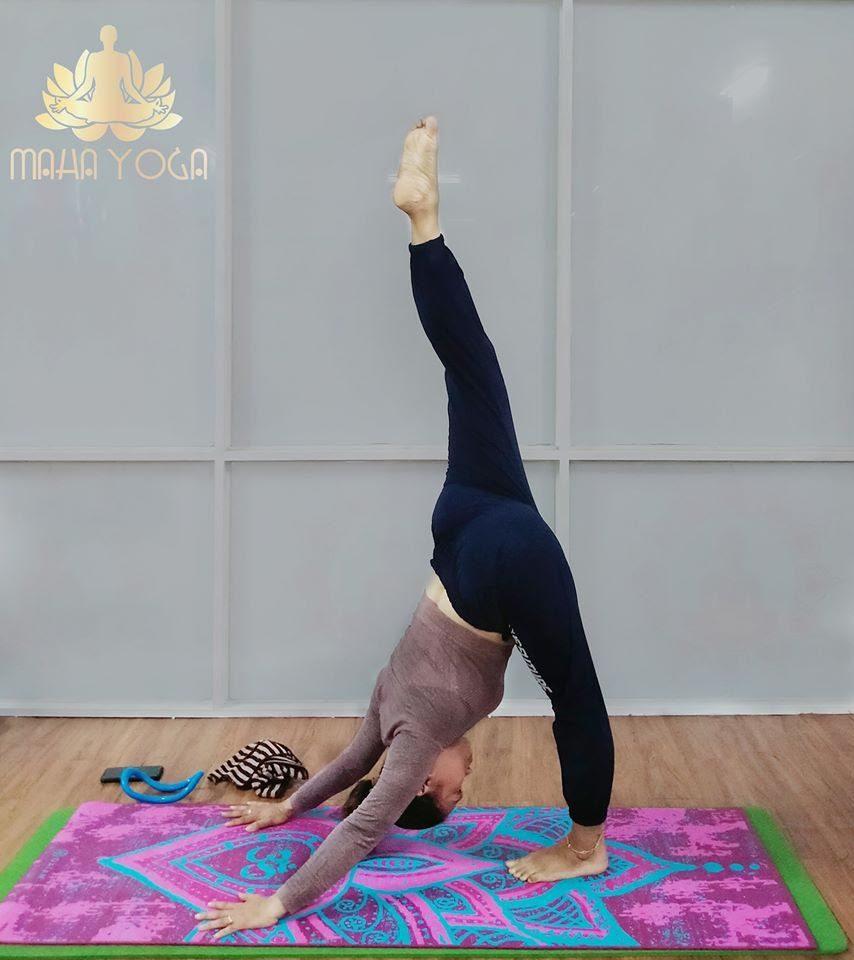 Mahayoga có nhiều năm kinh nghiệm trong việc giảng dạy bộ môn Yoga trên thị trường hiện nay