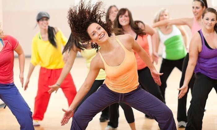 Học nhảy zumba giúp giảm mỡ thần kỳ