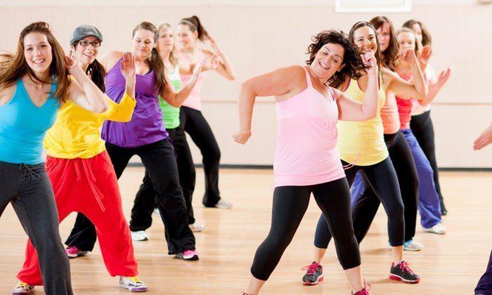 Học nhảy zumba giúp cải thiện tâm trạng người tập cực kỳ tốt