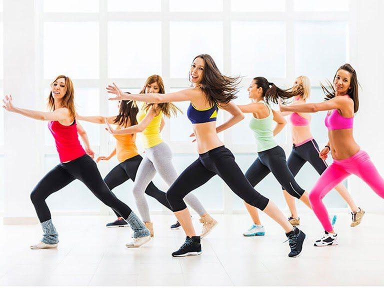 Học nhảy zumba ở đâu uy tín, giá tốt nhất tại Bình Dương?