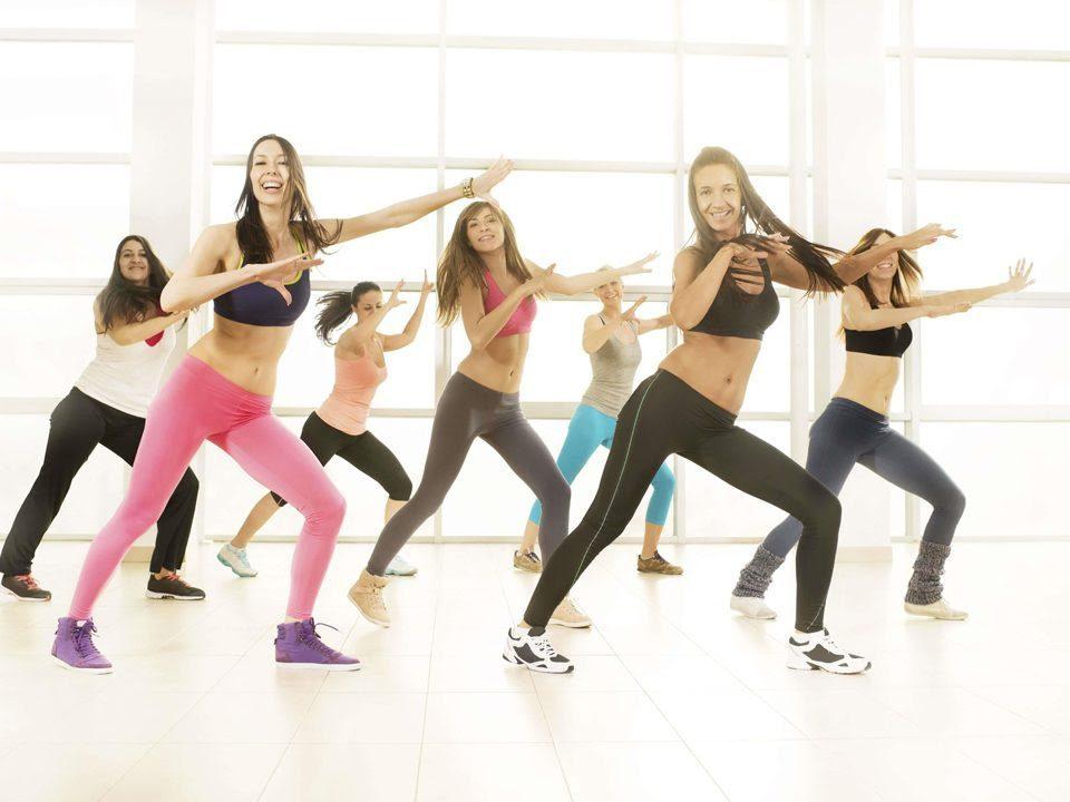 Nhảy zumba hiện đại , là các bài tập thể thao bao gồm các bài nhảy mang yếu tố sexy