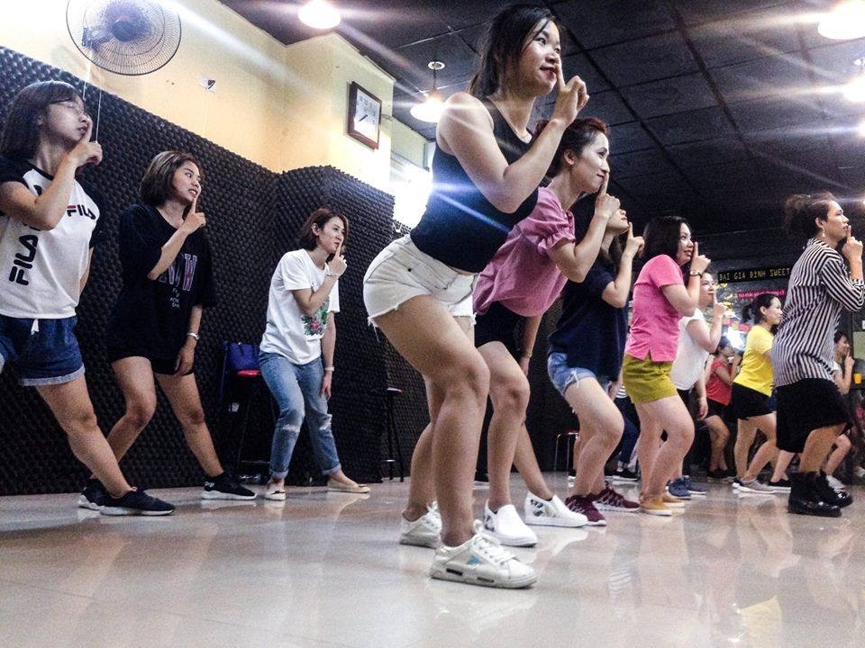 Trung tâm Mahayoga đầu tư xây dựng hệ thống phòng ốc tập nhảy hiện đại