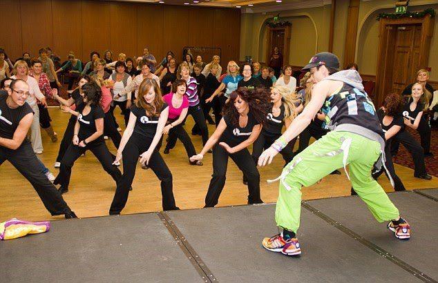 Bạn đã từng tập nhảy zumba cổ điển quá 60 phút/ buổi tập?