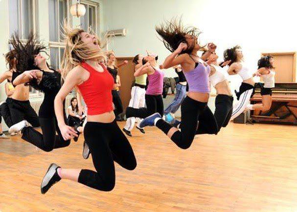 Bạn đã thực sự tập nhảy zumba thoải mái và vui vẻ?